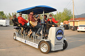 New Black Hills Party Pedaler business has Spearfish roots