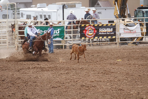 Days of '76 Rodeo concludes