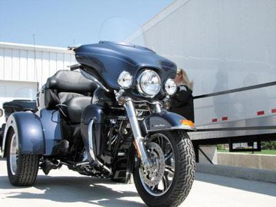 Harley trikes to be built here | News | bhpioneer com