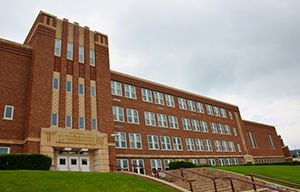 Diggers to celebrate  Lead-Deadwood High School building's 75th birthday