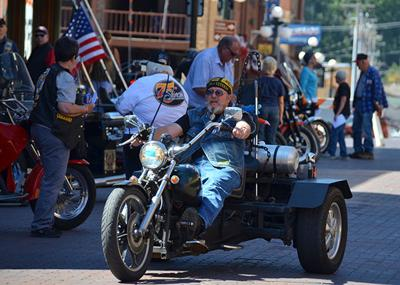 700 trikers expected for deadwood 3 wheeler rally local news