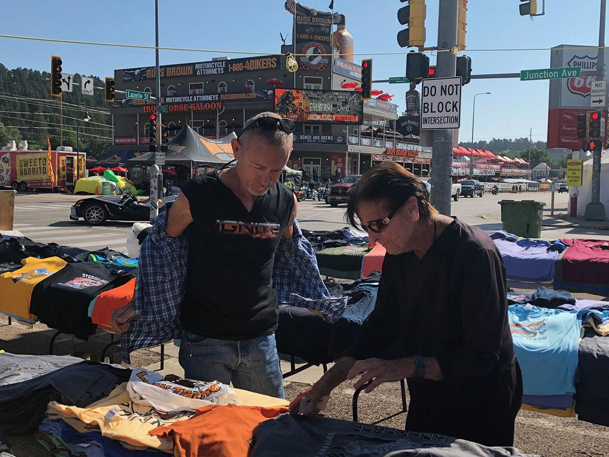Rally vendors reflect on trademark issue