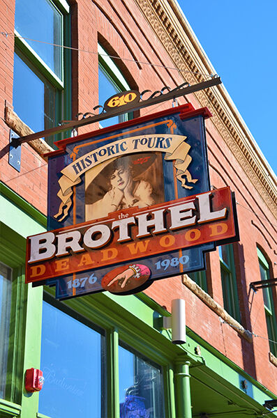 The Brothel Deadwood opens today