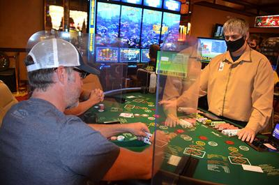Deadwood gaming holds its own in August