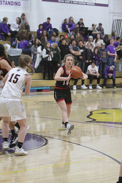 Scooper girls fall 42-39 to Custer
