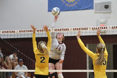Spearfish drops two matches at home event