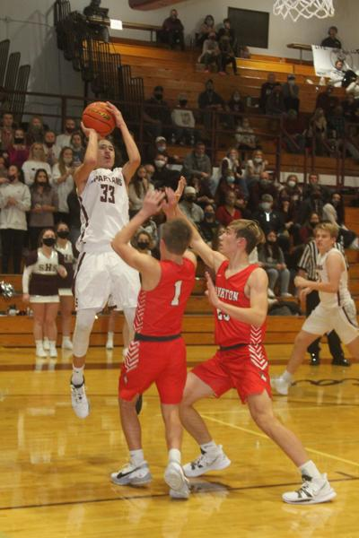 Spearfish boys come up short against Yankton