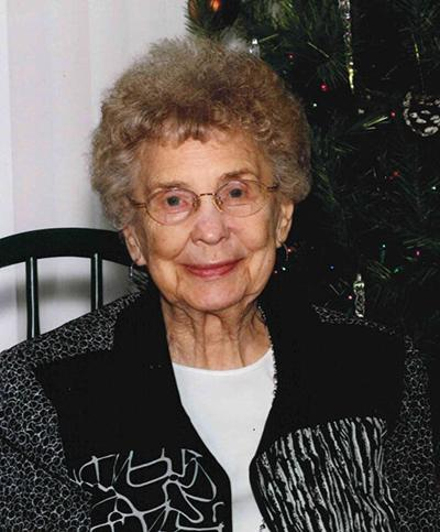 Ruth Cooper, 94
