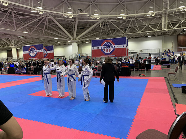 Spearfish Martial Arts members discuss nationals