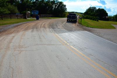 Lawrence County commission vets 5-year road plan, holds public hearing