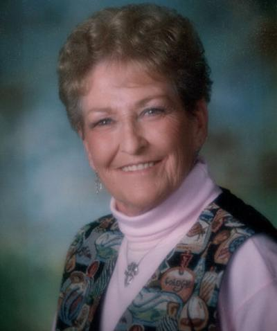 June B. (McHatton) Spencer
