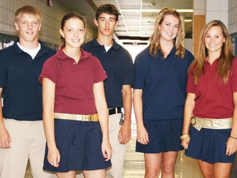 High Schools Dress Code