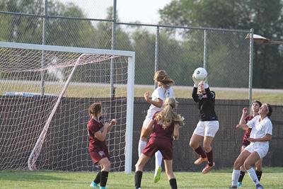 Spearfish girls' soccer returns veteran team