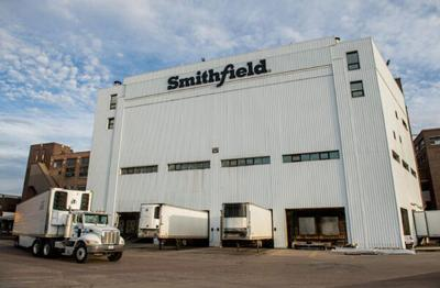 Union vote authorizes strike at South Dakota pork plant