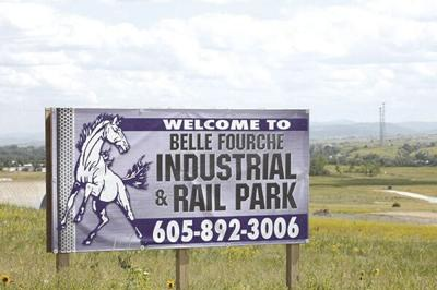 Belle Fourche transfers lots to BFDC