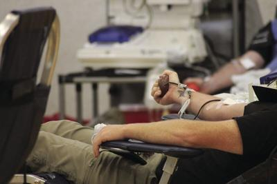 Battle of the Badges boosts blood banks in the Black Hills