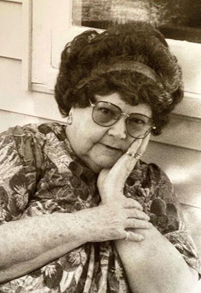 Dorothy 'Midge' Rehm 93