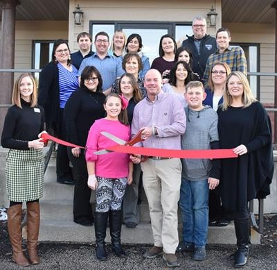 Moberly opens Sturgis State Farm Insurance office