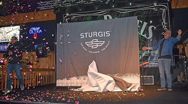 Sturgis unveils new Rally brand
