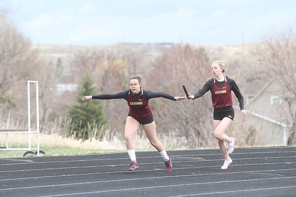 Area track teams compete at Northern Hills Invite