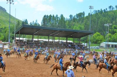 Centennial spruce-up starts on Days of '76 Rodeo Grounds