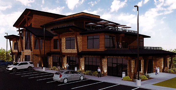1st phase of construction nears at Spearfish Canyon Village