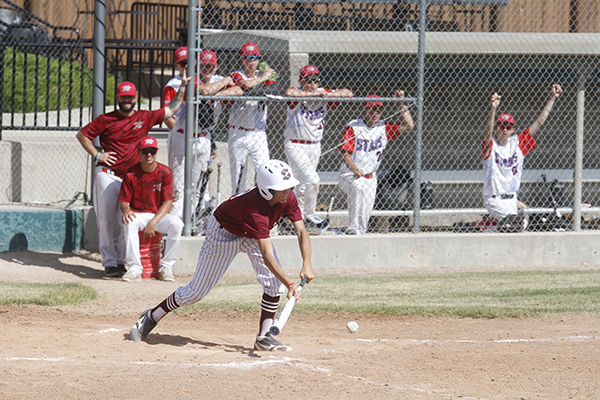 Spearfish Post 164 sweeps RC Risers