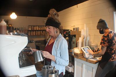 Employee becomes new owner of Belle Fourche coffee bar and eatery