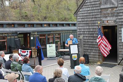 'A Day of Recognition' at DC Booth Fish Hatchery