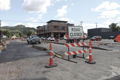 Jackson Blvd. project progressing quicker than expected