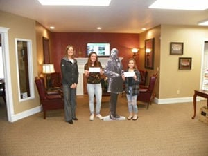 zonta club amelia earhart essay winners announced community  zonta club amelia earhart essay winners announced