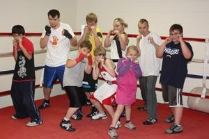Local Boxing Club Making A Difference Black Hills