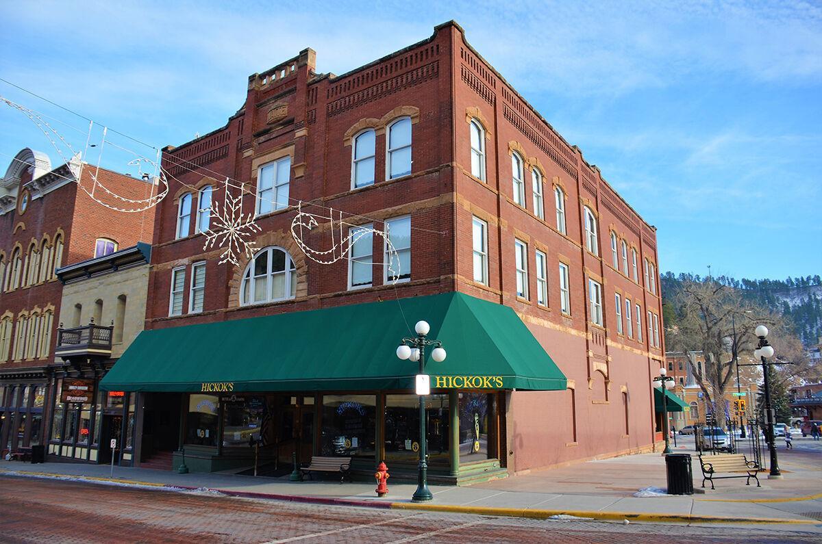 Yankton business purchases Bullock Hotel, Hickok's Hotel & Gaming