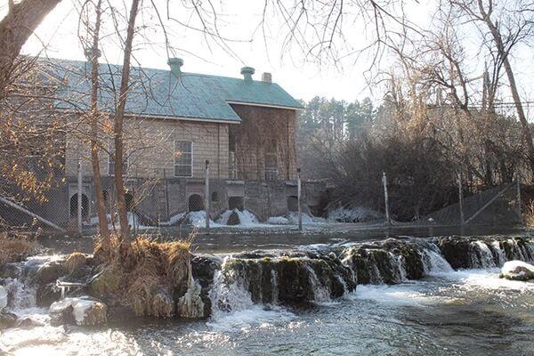 Hydro history