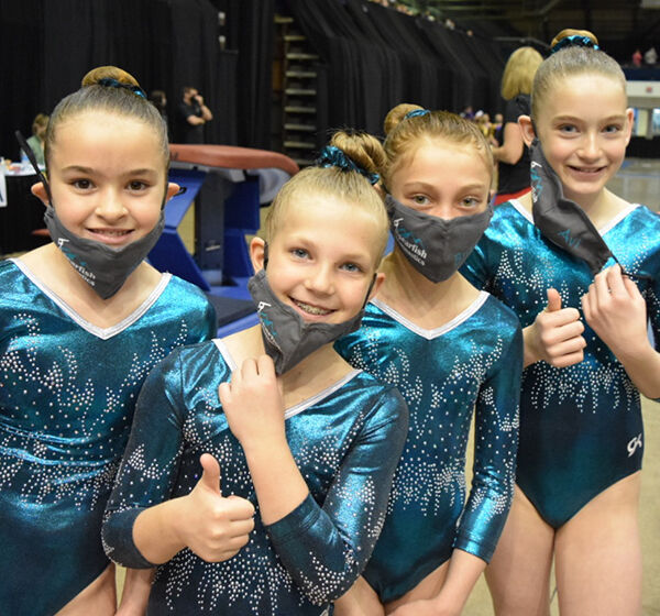 SGA finds success at South Dakota USAG State Championships