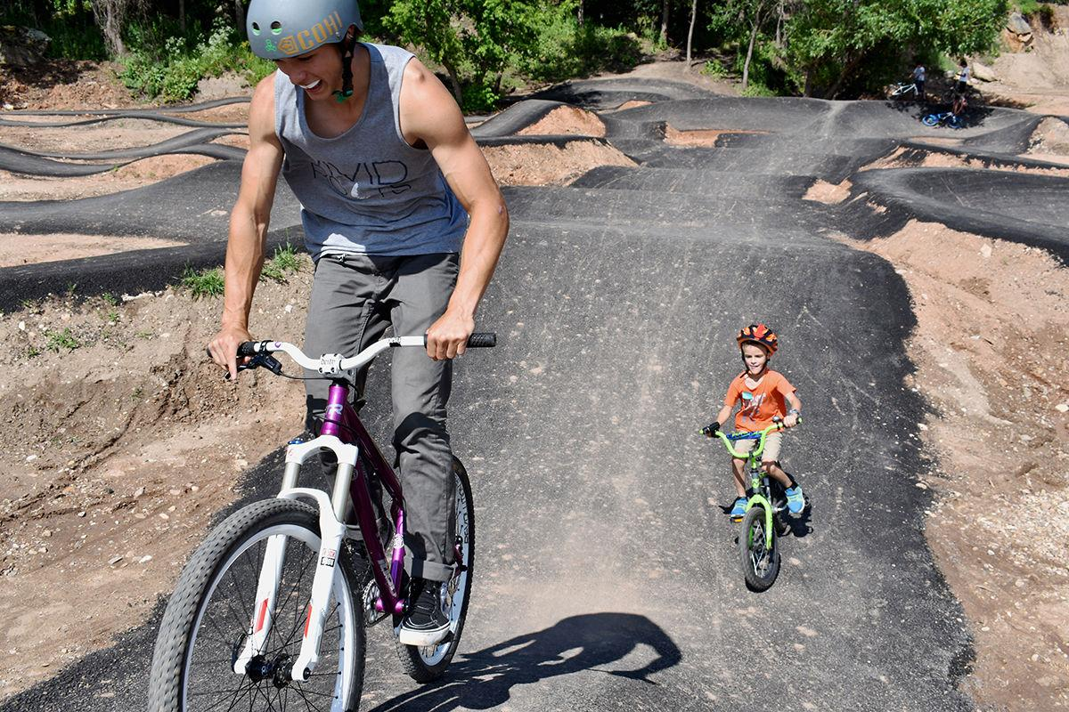 Sturgis bike park already popular | Local News | bhpioneer com