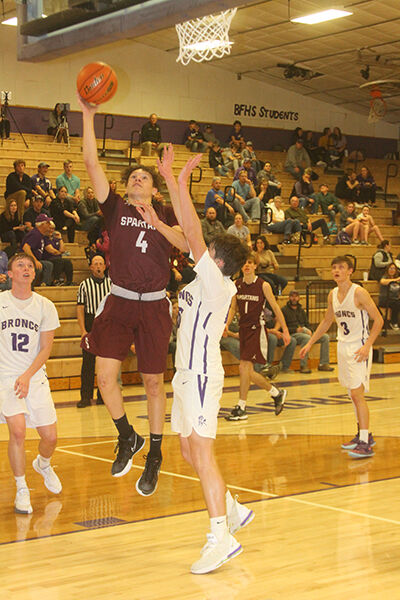 Spearfish boys defeat Belle Fourche 54-38