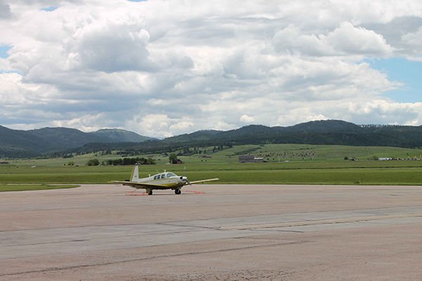 Proposed location of crosswind runway at Spearfish airport may be grounded