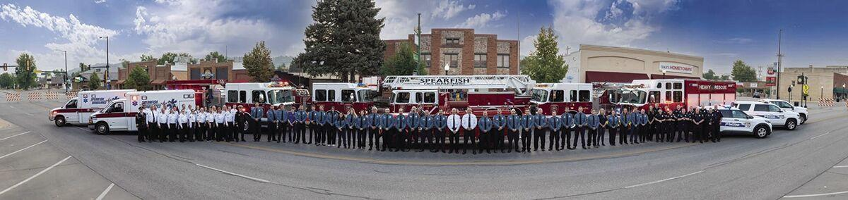 Spearfish Fire Department honors 9/11 responders