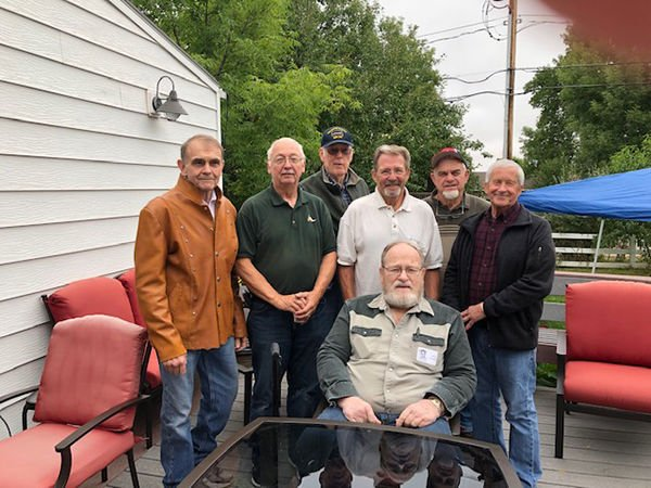 SHS Class of 1964 holds 55th reunion
