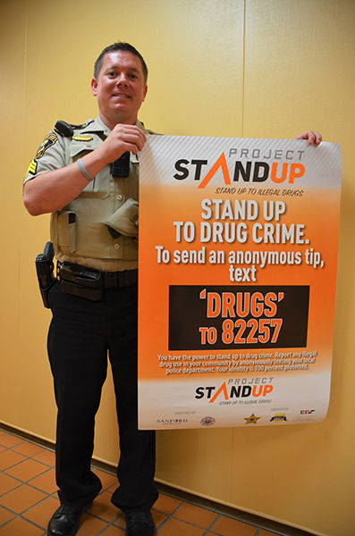 Drug tip line established for anonymous public input | Local News