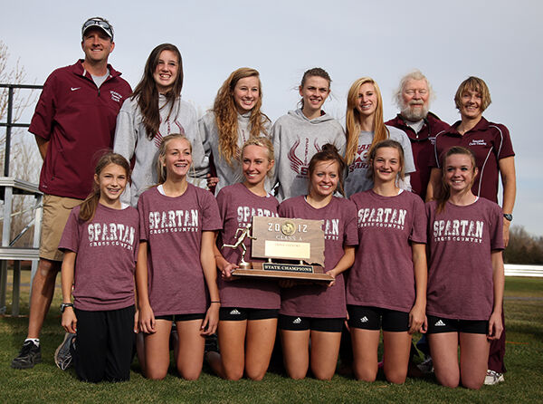 Team dynamic dominates memories of Spearfish's state XC titles