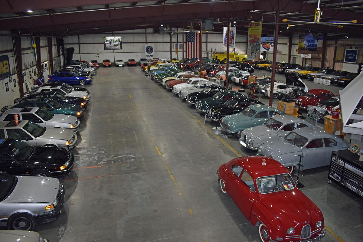 Sturgis Car Museum tells stories of cars