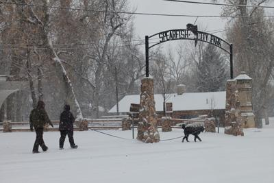 Frigidly cold fall temps break records in Northern Hills