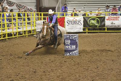 BHSU rodeo competes at CNFR, Johnston third in All-Around