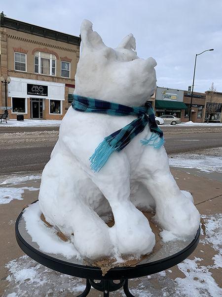 Snow creations