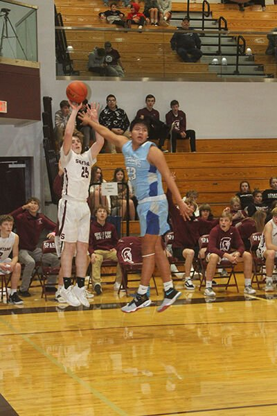 Spearfish boys stumble at home