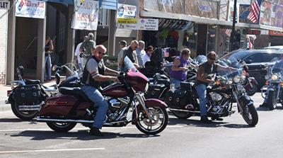 Sturgis announces plans for making Rally decision