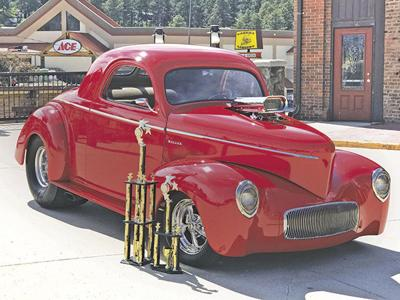 31st Annual Center of the Nation All Car Rally winners