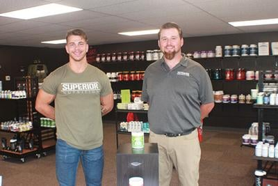 Football teammates launch supplement shop in Spearfish